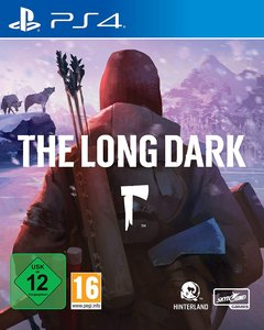 The Long Dark, 1 PS4-Blu-ray Disc