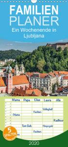 Ein Wochenende in Ljubljana - Familienplaner hoch