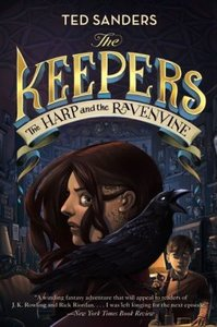 The Keepers 02: The Harp and the Ravenvine