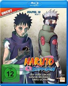 Naruto Shippuden - Staffel 18.1: Episode 593-602