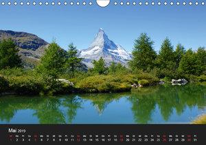 Faszination Matterhorn (Wandkalender 2019 DIN A4 quer)