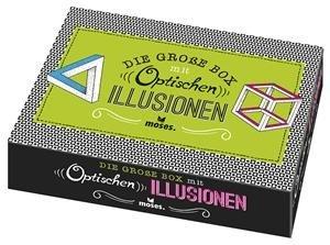Die große Box mit Optischen Illusionen