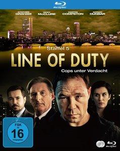 Line Of Duty. Season.5, 2 Blu-ray