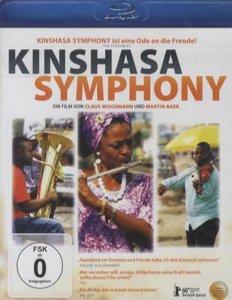 Kinshasa Symphony, 1 Blu-ray (OmU)