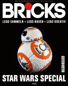 BRICKS Kreative Ideen mit LEGO