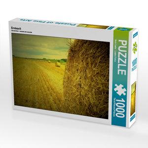 Erntezeit 1000 Teile Puzzle quer