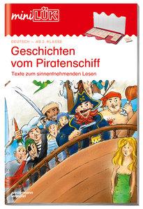 LÜK mini. Geschichten vom Piratenschiff