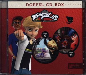 Miraculous-Hörspiel-Doppel-Box-Folgen 17+18