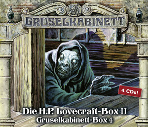 Die H.P.Lovecraft-Box II