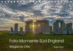 Foto Momente Süd-England - Magische Orte (Tischkalender 2019 DIN