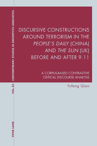 Discursive Constructions around Terrorism in the People's Daily