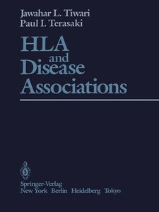 HLA and Disease Associations