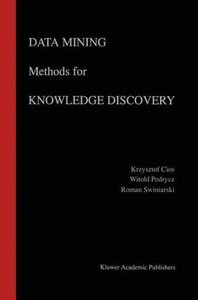 Data Mining Methods for Knowledge Discovery