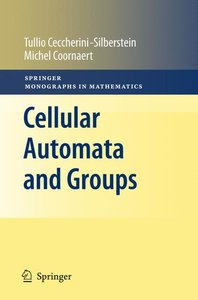 Cellular Automata and Groups