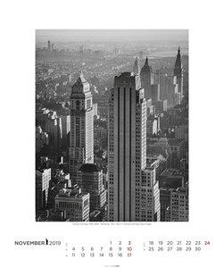 Andreas Feininger - New York in the Forties - Kalender 2019