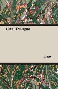 Plato - Dialogues