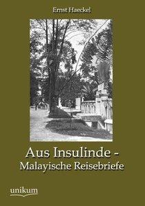 Aus Insulinde - Malayische Reisebriefe