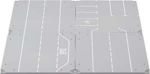 Siku 5599 - Zubehörpackung Parkplatz und Geraden