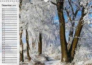 Zauberhafte Gemeinde Rosengarten (Wandkalender 2019 DIN A3 quer)
