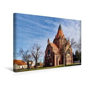 Premium Textil-Leinwand 45 cm x 30 cm quer Philipp-Melanchthon-K