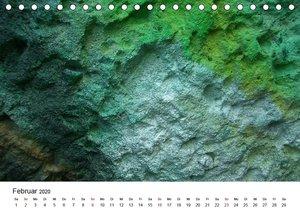 Graffiti - Farben & Strukturen (Tischkalender 2020 DIN A5 quer)