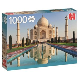 Taj Mahal, Indien - 1000 Teile Puzzle
