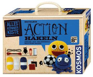 Bastelbox Action Häkeln
