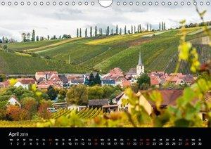 Sommerach - Perle der Mainschleife (Wandkalender 2019 DIN A4 que