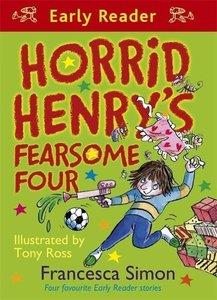 Horrid Henry\'s Fearsome Four