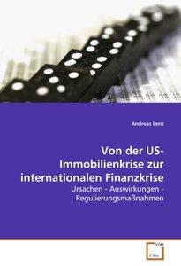 Von der US-Immobilienkrise zur internationalen Finanzkrise