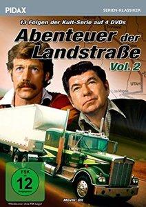 Abenteuer der Landstraße. Vol.2, 4 DVD