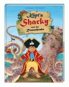 Käpt\'n Sharky und der Riesenkrake
