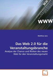 Das Web 2.0 für die Veranstaltungsbranche