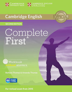 Complete First - Second Edition. Student's Pack (Student's Book