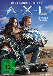 A.X.L. - Mein bester Freund 2.0, 1 DVD