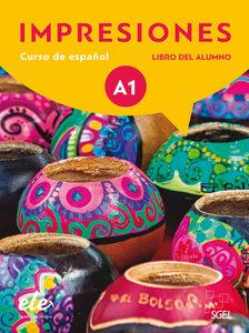 Impresiones Internacional 1. Kursbuch mit Code - Libro del Alumn