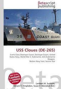 USS Cloues (DE-265)