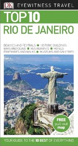Rio De Janeiro: Eyewitness Top 10 Travel Guide