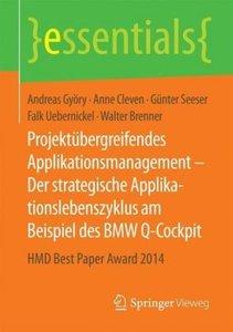 Projektübergreifendes Applikationsmanagement - Der strategische