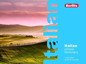 Berlitz Picture Dictionary Italian