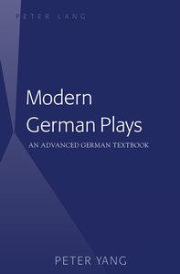 Modern German Plays