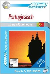 Assimil. Portugiesisch ohne Mühe heute. Multimedia-PC. Lehrbuch