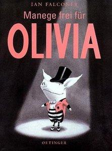 Manege frei für Olivia