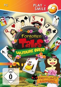 PLAY+SMILE: Forgotten Tales: Solitaire Quest