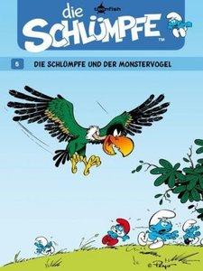 Die Schlümpfe 05. Die Schlümpfe und der Monstervogel