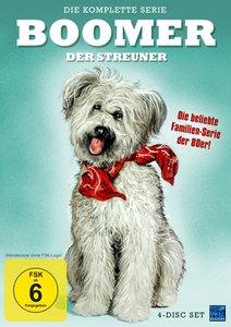 Boomer, der Streuner - Die komplette Serie (Pilotfolge + 22 Folg