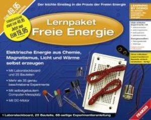 Lernpaket Freie Energie