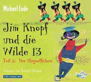 Jim Knopf und die Wilde 13 - Teil 2: Der Magnetfelsen