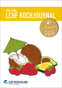 Low Carb - Kochjournal Sommer