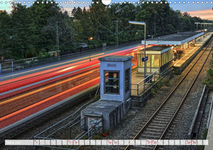 Gemeinde Vaterstetten (Wandkalender 2020 DIN A3 quer)